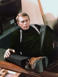 Bullitt 1968 Directed by Peter Yates Steve Mcqueen Photo