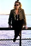 Desperately Seeking Susan, Madonna, Directed by Susan Seidelman, 1985 Photo