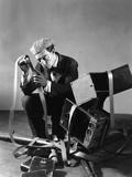 Le Cameraman (The Cameraman) De Edward Sedgwick Avec Buster Keaton 1928 Fotografía