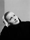 Greta Garbo Hollywood 1932 Photographie
