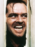 The Shining, Jack Nicholson, Directed by Stanley Kubrick, 1980 Photographie