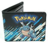 Pokemon - Blastoise Squirtle Leather Wallet Wallet