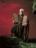 The Ten Commandments 1956 Directed by Cecil B. Demille Charlton Heston Foto