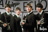 Beatles - Daily Echo Affischer