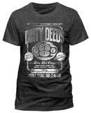 AC/DC - Dirty Deeds Duster Vêtements