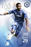 Chelsea - Eto'O Plakater