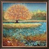 Jewel River Pôsters por Melissa Graves-Brown