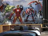 Avengers Assemble Mural Wall Mural