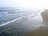 Waves on Beach Photographic Print