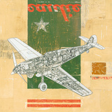 Model Plane 5 Giclee Print by Kareem Rizk