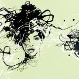 Star I - Detail Giclee Print by Oksana Leadbitter