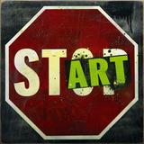 Start Giclée-Druck von Daniel Bombardier