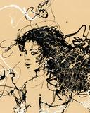 Star IV - Detail Giclee Print by Oksana Leadbitter