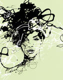Star I - Detail Prints by Oksana Leadbitter