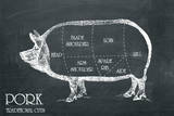 Butcher's Guide IV Kunst von  The Vintage Collection