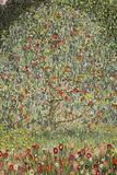Gustav Klimt (Apple Tree) Plastic Sign Signe en plastique rigide