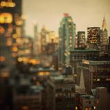 Urban Blur Giclee Print by Irene Suchocki