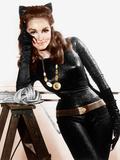 Batman, Julie Newmar, 1966-68. Photographie