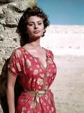LEGEND OF THE LOST, Sophia Loren, 1957 Foto