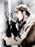 The Adventures of Sherlock Holmes, Basil Rathbone, 1939 Foto