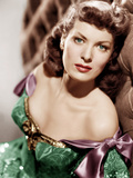 AGAINST ALL FLAGS, Maureen O'Hara, 1952 Foto