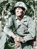 GUNG HO!, Randolph Scott, 1943 Photo