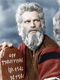 The Ten Commandment's, Charlton Heston, 1956 Photo