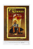 The Life and Times of Judge Roy Bean, US poster, Paul Newman, 1972 Poster