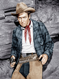 THE NAKED SPUR, James Stewart, 1953 Photo