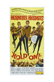 Hold On!, US poster, Peter Noone, 1966 Prints