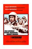 Winning, Paul Newman, Joanne Woodward, Robert Wagner, 1969 Prints