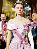 ROMAN HOLIDAY, Audrey Hepburn, 1953 Photo