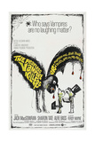 The Fearless Vampire Killers, US poster, 1967 Giclée-Premiumdruck