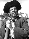 TREASURE ISLAND, Robert Newton, 1950 Photo