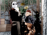 The Invisible Man, Claude Rains, Gloria Stuart, 1933 Foto