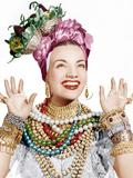 Carmen Miranda, ca. late 1940s Photo