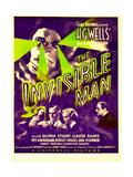 O Homem Invisível Arte