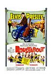 Roustabout, Barbara Stanwyck, Elvis Presley, Joan Freeman, 1964 Posters