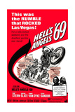 HELL'S ANGELS '69, 1969 Juliste