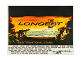 THE LONGEST DAY Posters