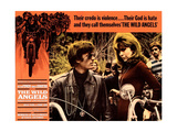 The Wild Angels, Peter Fonda, Nancy Sinatra, 1966 Poster