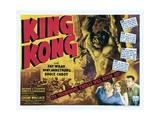 キング・コング, 1933 アート