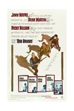 RIO BRAVO, John Wayne, Dean Martin, Ricky Nelson, 1959 Posters