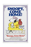 Snoopy, Come Home! Giclée-Premiumdruck