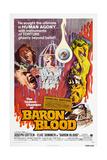 Baron Blood (aka Gli Orrori del Castello di Norimberga) Posters
