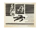 Anatomy of a Murder, Lee Remick, Ben Gazzara, James Stewart, 1959 Stampe