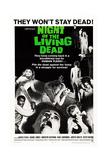 Night of the Living Dead, Duane Jones, Judith O'Dea, Marilyn Eastman, 1968 Posters