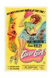 Cover Girl, Rita Hayworth, 1944 Pôsters