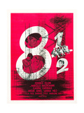 8 1/2 (aka Eight and a Half) Posters