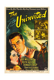 The Uninvited, Gail Russell, Ray Milland, 1994 Posters